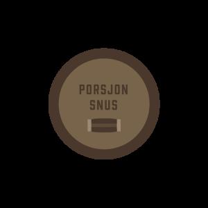PORSJON SNUS